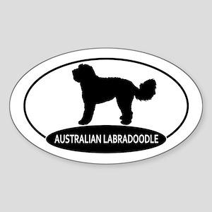 labradoodle2 Sticker