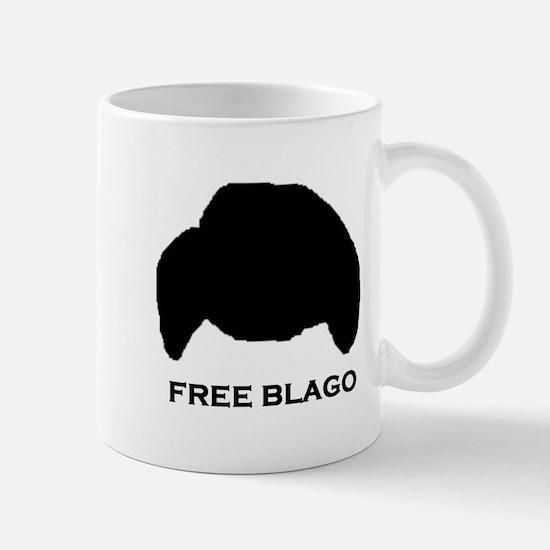 Cute Blagojevich Mug