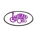 Lakewood Logo Patches