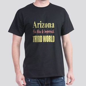 Arizona New 3rd World Dark T-Shirt