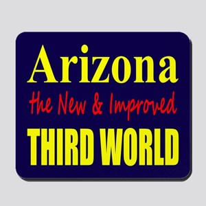Arizona New 3rd World Mousepad