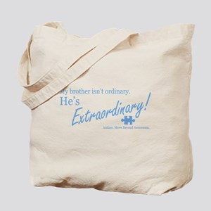 Extraordinary! (Brother) Tote Bag