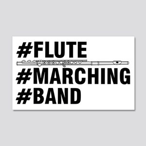 #Flute #Marching #Band Wall Decal