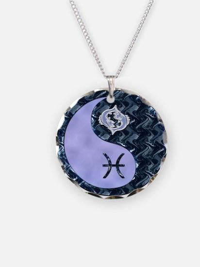 Yin yang pisces jewelry yin yang pisces designs on jewelry cute yin yang pisces necklace sciox Gallery