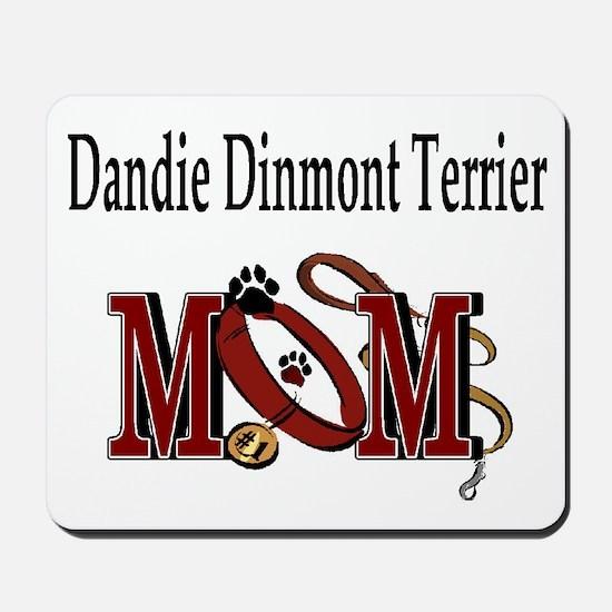 Dandie Dimont Terrier Mousepad