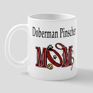 Doberman Pinscher Mom Mug