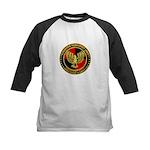 Counter Terrorist Seal Kids Baseball Jersey