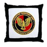 Counter Terrorist Seal Throw Pillow