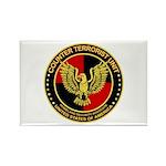 Counter Terrorist Seal Rectangle Magnet (100 pack)