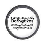 My Derivatives - Ask Me Wall Clock
