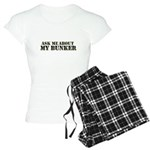 My Bunker - Ask Me Women's Light Pajamas