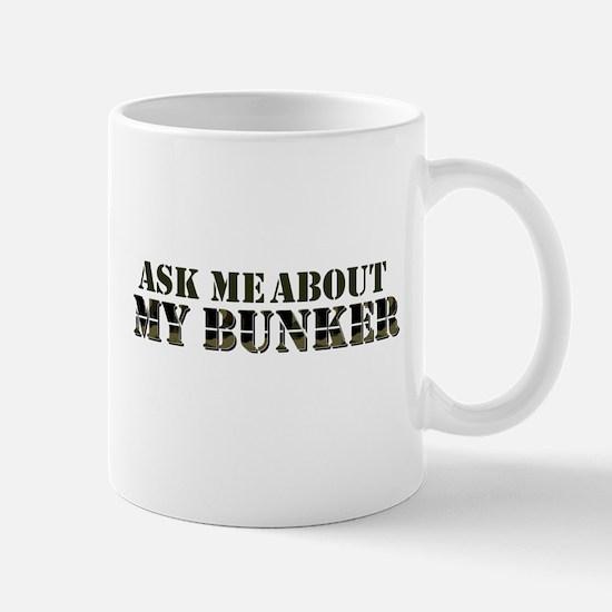 My Bunker - Ask Me Mug