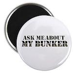 My Bunker - Ask Me Magnet