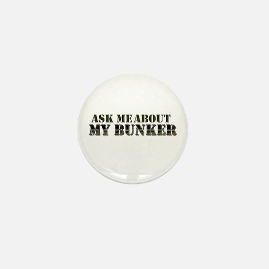 My Bunker - Ask Me Mini Button