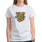 Gold Investing - Ask Me Women's T-Shirt