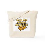 Gold Investing - Ask Me Tote Bag