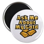 Gold Investing - Ask Me Magnet
