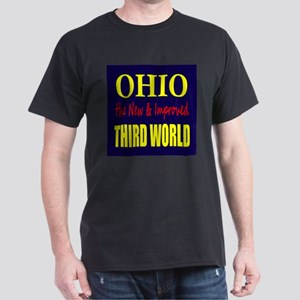 Ohio New 3rd World Dark T-Shirt