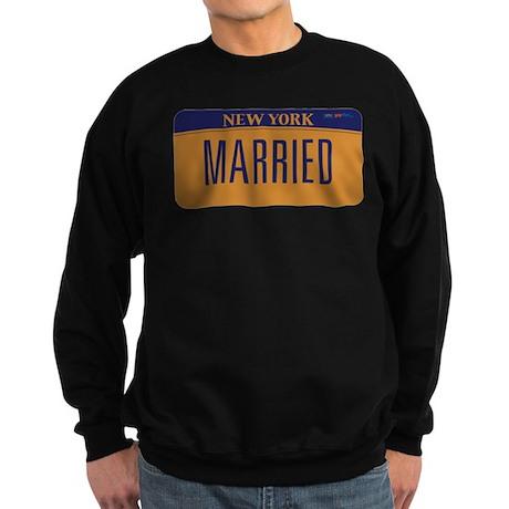New York Marriage Equality Sweatshirt (dark)