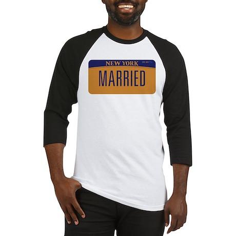New York Marriage Equality Baseball Jersey