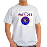 The JACK Ash Grey T-Shirt