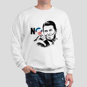 Reagan - NO! Sweatshirt