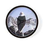 Eminence - Eagle Wall Clock