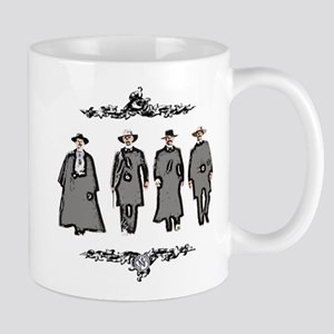 """Lawmen or Outlaws"" Mug"
