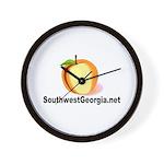 SouthwestGeorgia.net Wall Clock