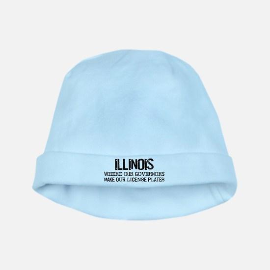 Illinois Governor baby hat