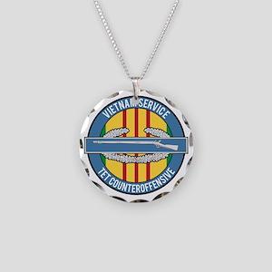 Vietnam TET 69 CIB Necklace Circle Charm