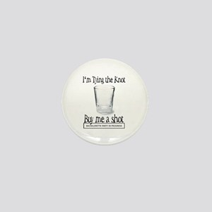 For The Bachelorette Mini Button