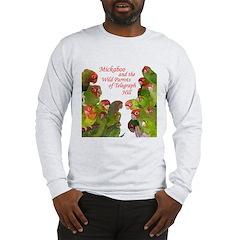 Wild Parrots Long Sleeve T-Shirt