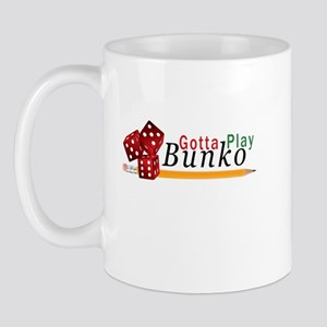 gotta-play-bunko-logo Mugs