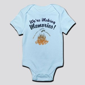 We're Making Memories! Infant Bodysuit