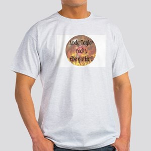 Guitar Ash Grey T-Shirt