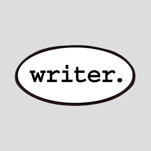 writer. Patches