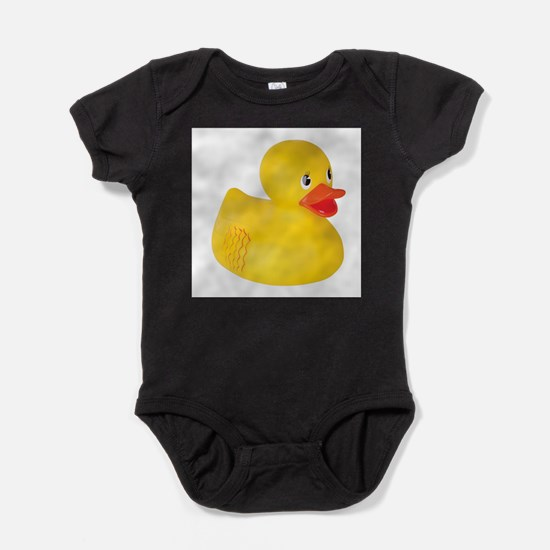 Classic Rubber Ducky Toy Body Suit