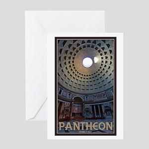 The Pantheon Greeting Card