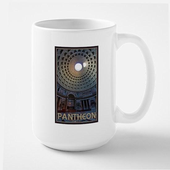 The Pantheon Large Mug