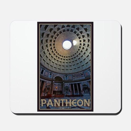 The Pantheon Mousepad