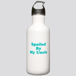 Spoiled By My Uncle Stainless Water Bottle 1.0L