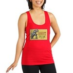 Jim Langley Women's Bike Wheels Logo Tank Top