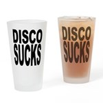 Disco Sucks Pint Glass