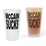McCain Sucks Pint Glass