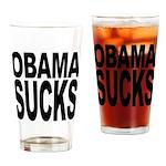 Obama Sucks Pint Glass