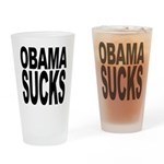 Obama Sucks Pint Glass