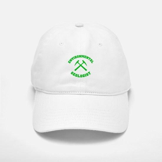 Environmental Geologist Baseball Baseball Cap