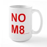 NOM8 Large Mug