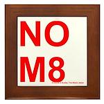 NOM8 Framed Tile